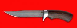 """Нож """"Багира"""", клинок сталь D2, рукоять венге"""