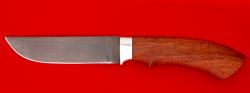 """Охотничий нож """"Грибник"""", клинок сталь Х12МФ, рукоять макоре"""
