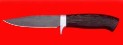 "Нож ""Гюрза"", клинок сталь Х12МФ, рукоять венге"